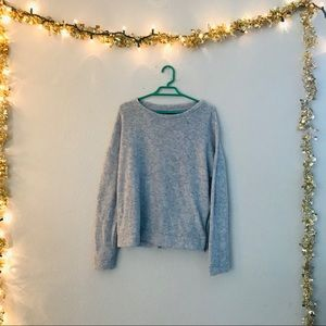 BDG Ash Grey Crewneck Sweater